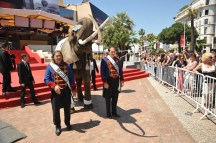 The Baby elephant of 1835 White Palm Hotel