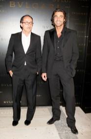 Pappi Corsicato and Daniele Liotti