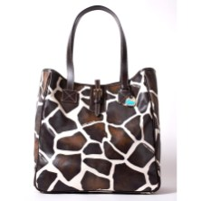Dooney and Bourke Large Giraffe Tote, $195;