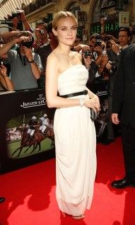 Diane Kruger opens Jaeger-LeCoultre in Cannes