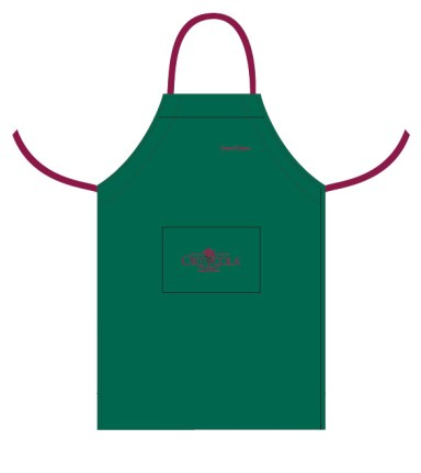 Henry Cotton's for Orticola apron