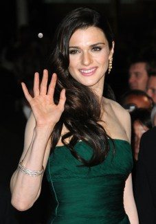 Rachel Weisz in Cartier Jewelry