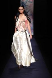 Heni at Arise Africa Fashion Week 2009