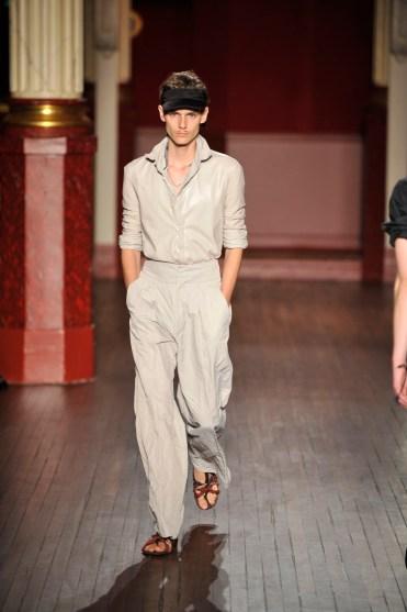 Lanvin Menswear Spring 2010