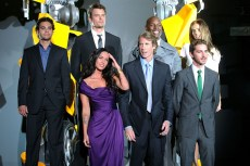 The Cast of Transformers 2
