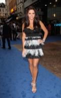 Bianca Gascoigne : Transformers Premiere in London