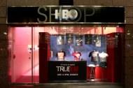 True Blood Store Window