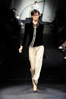 Giorgio Armani Prive Haute Couture Fall 2009