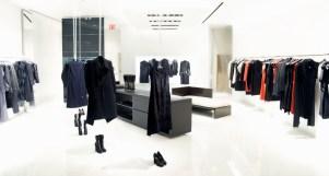 Calvin Klein Collection Shop at Saks Fifth Avenue