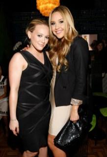 Hilary Duff and Amanda Bynes