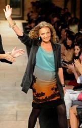 Diane Von Furstenberg Spring 2010