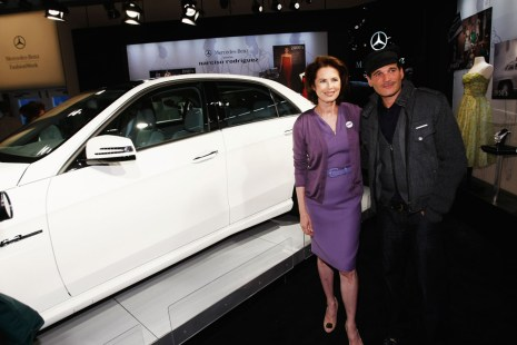 Dayle Haddon and Phillip Bloch