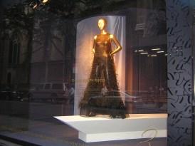 Saks Fifth Avenue Store Windows