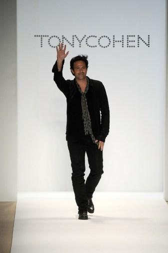 Tony Cohen Spring 2010