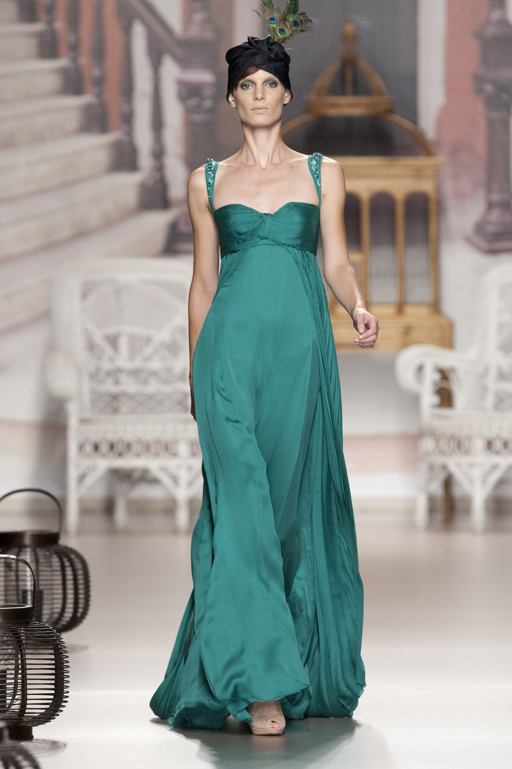 Alma Aguilar Spring 2010: Exquisite Luxury ...