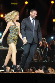 Wanessa and Andre Lima