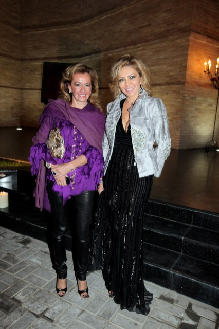 Caroline Gruozi Scheufele; Alfiya Kuanysheva