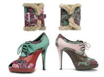Kenzo Shoes Fall 2009