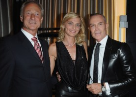 Lutz Bethge, Sara Marchal and Jean-Claude Jitrois