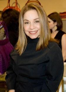 Accessories designer Nancy Gonzalez