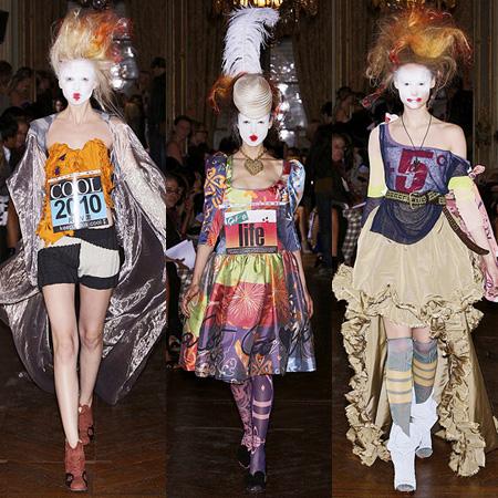 Image result for vivienne westwood punk clothing