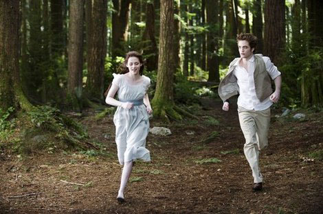 Edward Cullen in Loden Dager