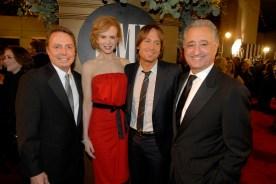 Jody Williams, Nicole Kidman, Keith Urban, Del Bryant
