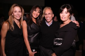 Sheryl Crow, Sheryl Crow, Tamara Mellon, Jeffrey and Marilyn Katzenberg