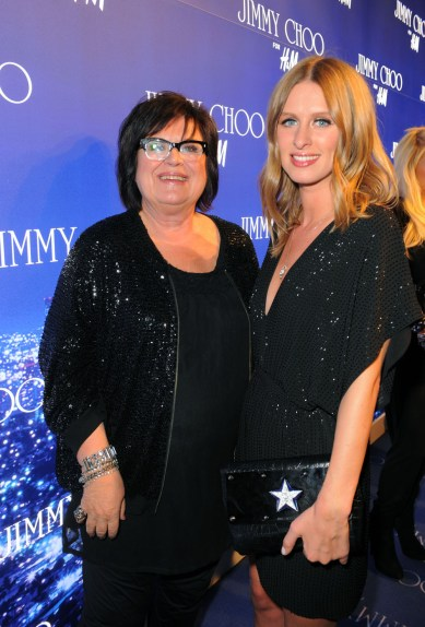 Margareta van den Bosch, Nicky Hilton