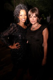 Garcelle Beauvais and Lisa Rinna