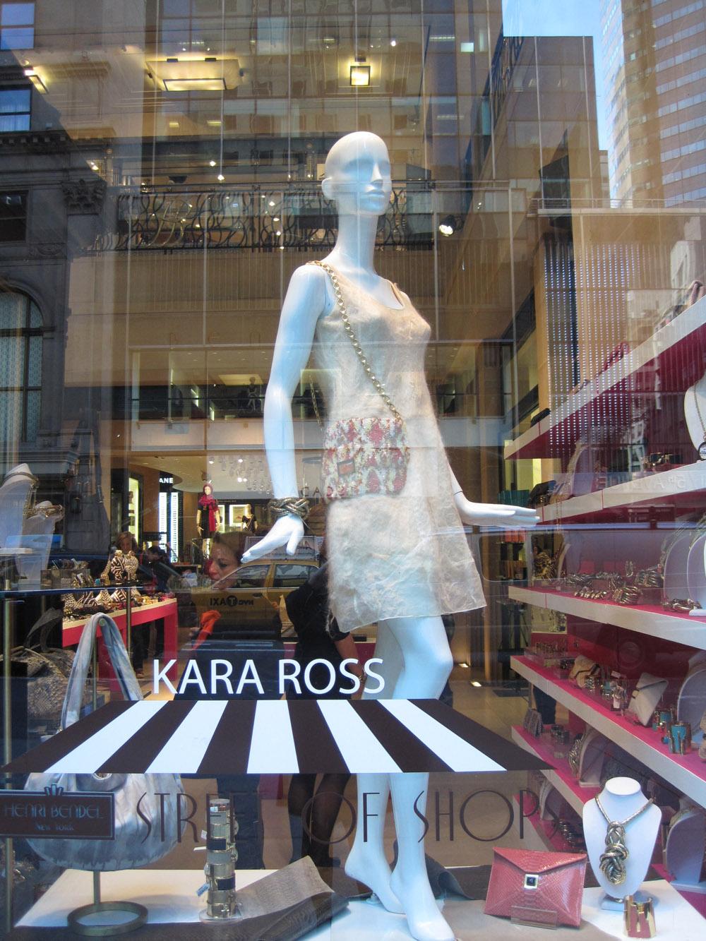 Kara new york clothing store
