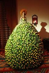 Lemon Gown