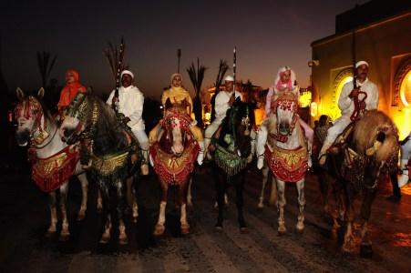 Morrocan Riders