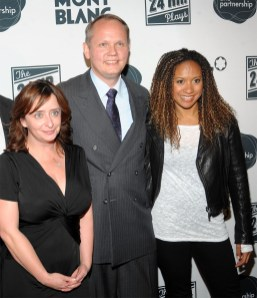 Rachel Dratch; Jan-Patrick Schmitz; Tracie Thoms