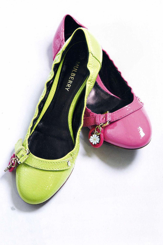 Mulberry Shoes Spring 2010 Fringe Benefits