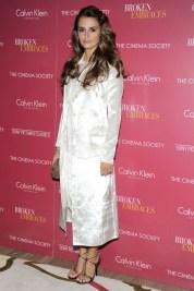 Penelope Cruz in Calvin Klein