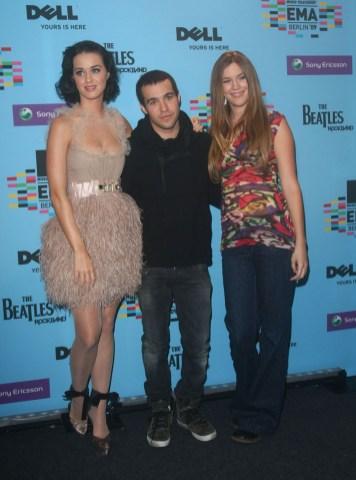 Katy Perry; Pete Wentz; Joss Stone