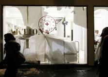 A.F. Vandevorst Guerilla Store Aktion I