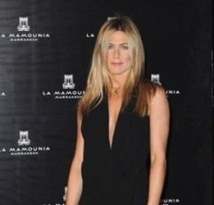 Jennifer Aniston in Celine