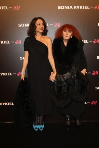 Nathalie et Sonia Rykiel