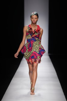 Nkwo at Arise Africa Fashion Week 2009