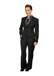 Air New Zealand uniform