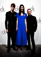 Liu Wen, Mark Cox, Kevin Carrigan