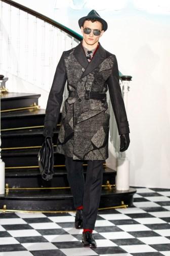 Kenzo Homme Fall 2010