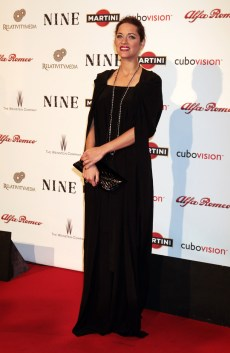 Marion Cotillard wearing Vionnet