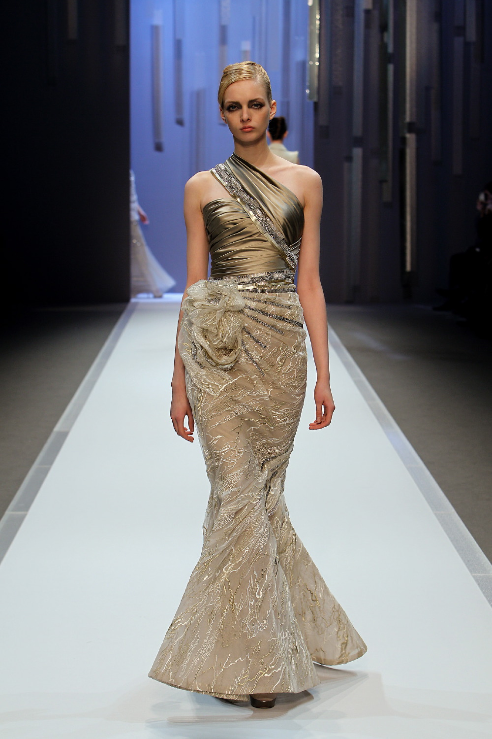 Basil soda haute couture spring 2010 greek goddess for New haute couture designers