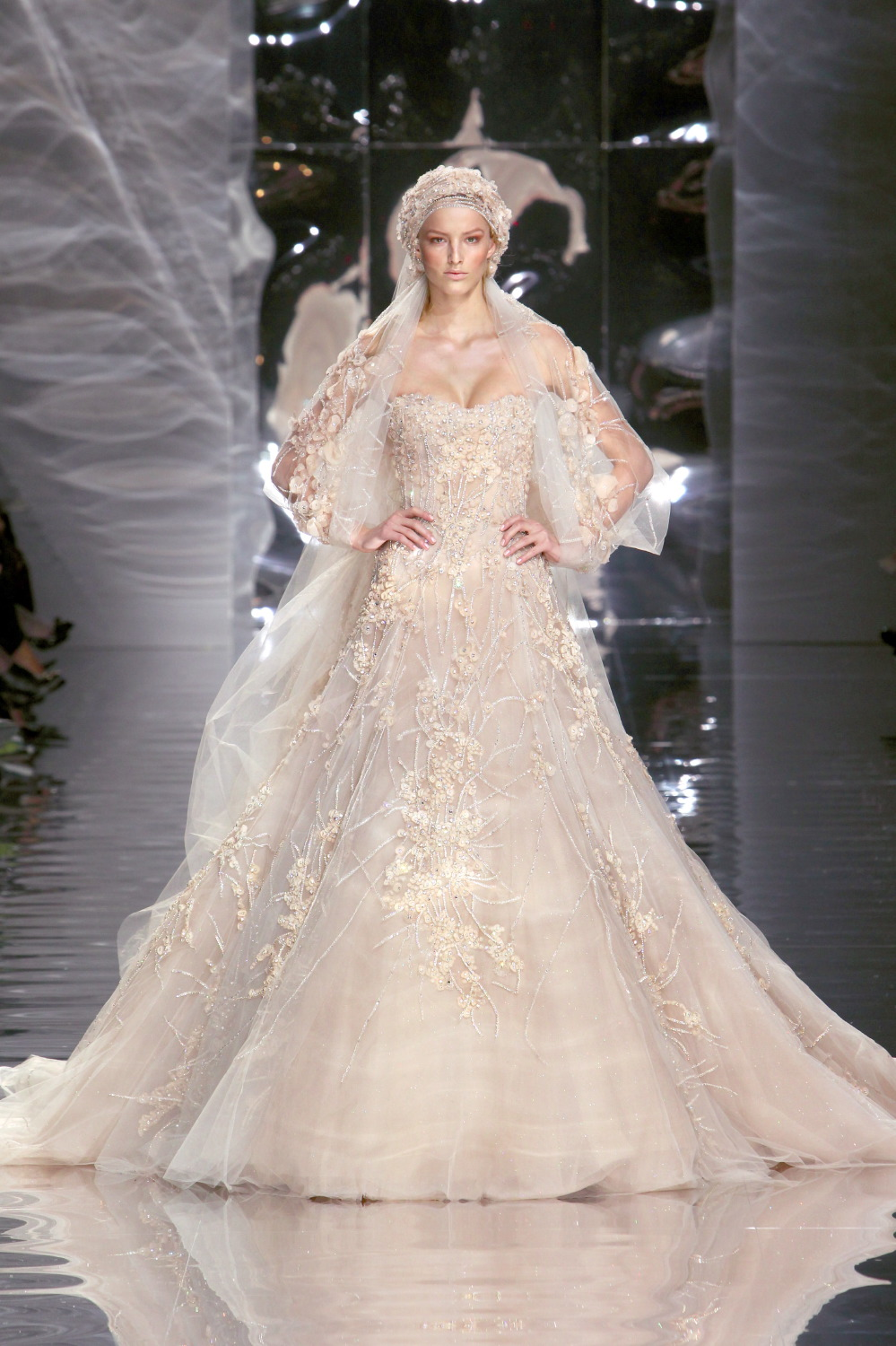 Elie saab haute couture spring 2010 a fairytale world for To have and to haute dress