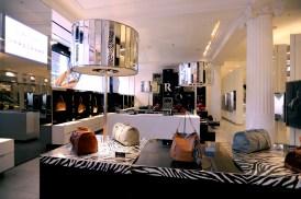 Kate Moss for Longchamp at Selfridges