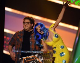 Jonah Hill; Katy Perry