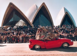 Still Life with Ford, 2003 Sydney Biennale